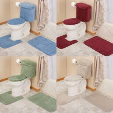 5 Piece Bathroom Rug Set by 5 Piece Bathroom Rug Set Roselawnlutheran