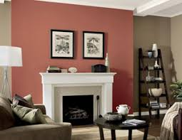 Interior Paint Ideas And Schemes From The Color Wheel - Green paint colors for living room