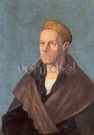 Dürer Albrecht von Jakob Fugger der Reiche Kunstpostkarte - 6365