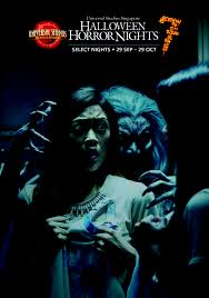 halloween horror nights 2016 passholder halloween horror nights 7 brings your l4d fantasies to life and