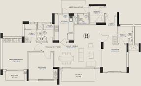 Central Park Floor Plan by Central Park Central Park Belgravia Resort Residences 2 In Sector