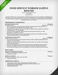 Sample Resume For Overseas Jobs by Chef Resume Sample U0026 Writing Guide Resume Genius