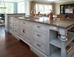 kitchen island designs with sink and seating 13504