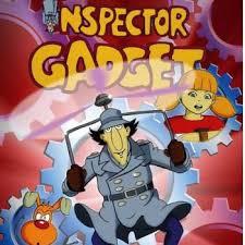 Cartoons Inspector Gadget