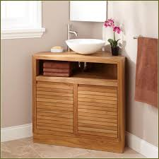 corner sink vanity home design ideas