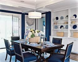 blue dining room furniture bead board dinning rooms and