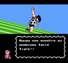 Juego Captain Tsubasa 2 online. Los Supercampeones de Family