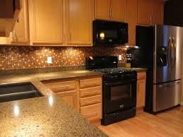 Dark Kitchen Cabinets With Backsplash Backsplashes Kitchen Countertop Granite Alternatives Cabinet