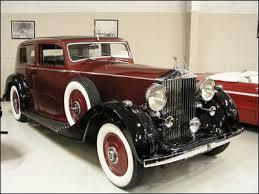 vintage Rolls Royce wedding cars