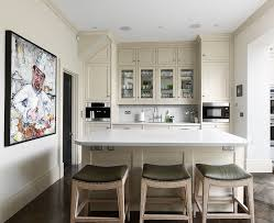 Kitchen Island Chair by Elegant Coffee Bar Kitchen With White Countertop And Island Chairs