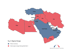 Jordan Country Map Four Maps That Explain The Chaos Of The Middle East The