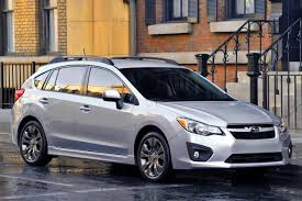 used 2014 subaru impreza hatchback pricing for sale edmunds