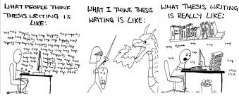 Thesis writing I Lessons learned LUT     FAMU Online