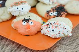 spooky sugar cookies u0026 halloween recipes mommy hates cooking