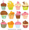 picture of rows of colorful different flavored cupcakes in a ... picturesof.net