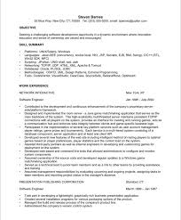 Best Java Developer Resume by Software Engineer Resume Template Resume Format Download Pdf