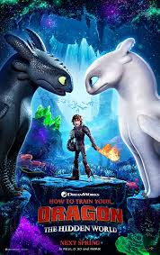 Centerville Cinema: How to Train Your Dragon: The Hidden World