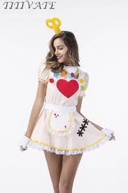 anime costumes for halloween online buy wholesale anime cosplay maid costume fancy dress