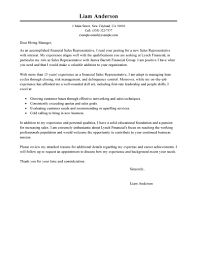 Best Sales Representative Cover Letter Examples   LiveCareer LiveCareer