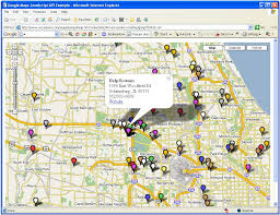 G Map Using Sequel With Google Mapping Helpsystems