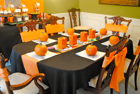 Themed Halloween Party Ideas by Sweet Not Spooky Halloween Party Activities