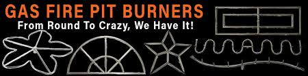 Fire Pit Burner gas fire pit burners