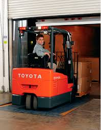 sweet success with toyota forklift at butternut farms
