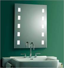 bathroom mirror frame ideas white wooden gloss finish rectangle