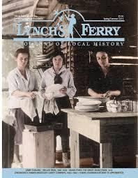 Lynch     s Ferry Magazine   A Journal of Lynchburg History   Back     Spring