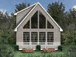 free chalet style house plans