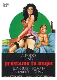 Préstame tu mujer (1981)