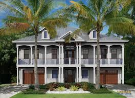 olde florida home plans stock custom old florida