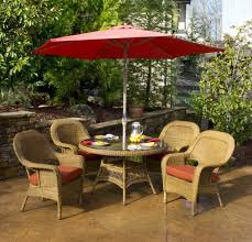 5 Pc Patio Dining Set - outdoor u0026 garden mesmerizing cast iron patio dining set ideas for