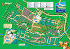 combe haven holiday park map