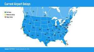 Dca Map Flight Status Boards And Airline Info For Digital Signage