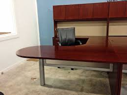 Contemporary Office Desk by Savvi Commercial Furniture Used Contemporary Office Desk Houston