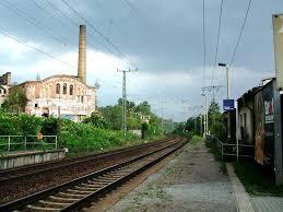 Dresden-Cotta railway station