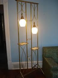 furniture exquisite glass voyeur screen vintage room divider as