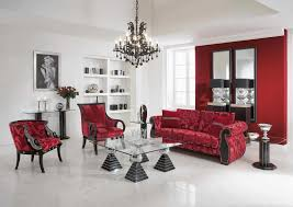 red living room furniture charming grey and red living room all 4