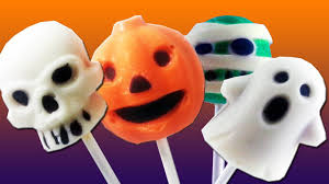 halloween cake pops how to youtube
