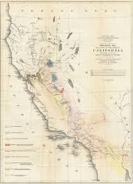 California Maps Old Map Of California California Map