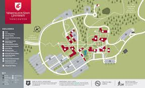 Bc Campus Map Campus Map Campus And Mountains Pinterest Campus Map