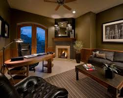 100 u0027s of luxury u0026 modern home office ideas sitting area dark