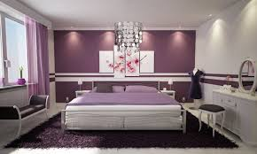 Bedroom Wall Decor Ideas Dark Purple Room Ideas