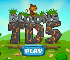 Play Games bloons tower defense 5