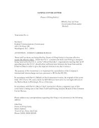 Cover Letter Sample Pdf  cover letter quit letter samples job