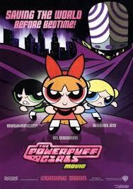 As Meninas Super Poderosas – O Filme Dublado 2002