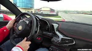 Ferrari 458 Italia Interior - ferrari 458 speciale will it drift youtube