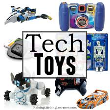 Techy Gifts by Tech Toys Your Kids Will Love