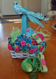 easter basket ideas for crafters buttons galore and more